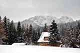 ZAKOPANE AND TATRA MOUNTAINS IN WINTER