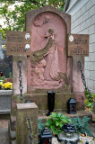 Pink Tombstone