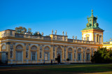 Royal Palace In Wilanow