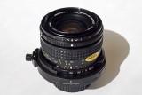 SHIFT CA ROKKOR 35mm F2.8 (∅55mm)