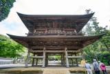 Engaku-ji gate @f8 a7
