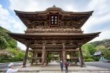 Kenchō-ji gate @f8 a7