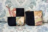 Silk pouches