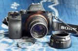 NIKKOR-H 50mm F2 (S mount)