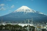 Mt. Fuji from Shinkansen