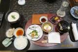 Breakfast in Ryokan