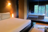 Bed & private onsen