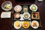 Breakfast in Onsen Ryokan