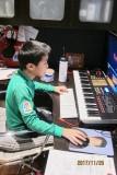 Studiing music S