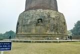 Big stupa in Sarnath M8