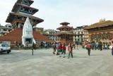 still at Patan Nepal M8