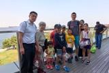 Getting friends in Yokohama