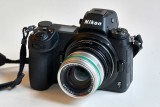 Contax G-Planar 45mm to M-mount conversion