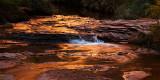 Golden Flow of the Desert