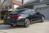 2018 Infiniti Q50S Red Sport 400 AWD - My own personal car