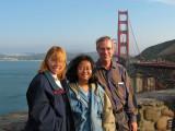 Golden Gate National Recreation Area, California, August 2002