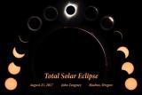 Total Eclipse, Madras, Oregon, August 2017
