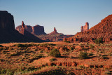 Four Corners and Monument Valley in  Utah and Arizona - 2017