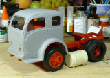 1950's White 3000 Tractor Project