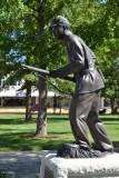 Memorial to 1st Kansas in Butler, MO