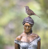 The Sparrow and the Statue