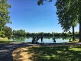 Osgood Trails Lake