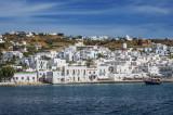 Mykonos shore