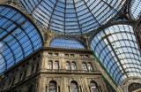 Naples Galleria Umberto I