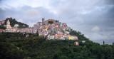 Italian Mountain Town