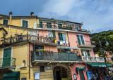 Monterosso Architecture
