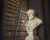 Plato in the Long Room