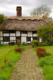 Early 16th century cottage , dated on front , AD 1509