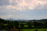 Not a  bad  panorama of  London  skyline .