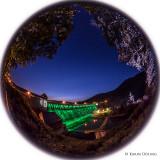 Edertalsperre - Blaue Nacht 2013