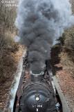 BR 41 mit dem Eisenbahnromantikzug