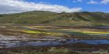 Farbenspiel der Natur auf der Hebrideninsel Skye