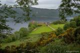 Urquart Castle und Loch Ness