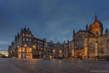 Royal Mile und St. Giles Cathedral