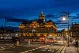North Bridge and the Balmoral Hotel