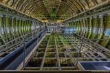 Frachtraum einer Boeing 747