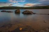 Edersee-Atlantis, Ruinen des versunkenen Dorfes Berich