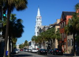 Charleston, South Carolina - May, 2017