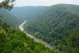 New River Gorge & Thurmond, West Virginia