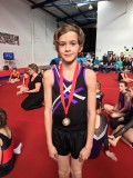 TUMBLING SOUTHWEST QUALIFIERS MARCH 2017