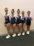 BRITISH AEROBICS CHAMPIONSHIPS LIVERPOOL JULY 2017
