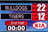 West Tigers vs Bulldogs