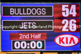 Newtown vs Bulldogs 5/8/17