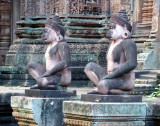 Banteay Srei Temple, Cambodia