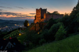 Le château de Schauenburg à Oberkirch