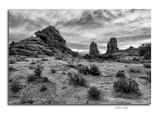 Moab Utah, Arches National Park 2018
